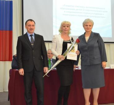 козюра евгений николаевич ставрополь министр образования биография